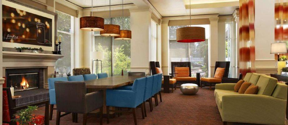 The Hilton Garden Inn Saratoga Springs, NY