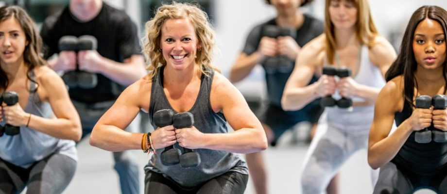 Science of visible weight loss at the gym