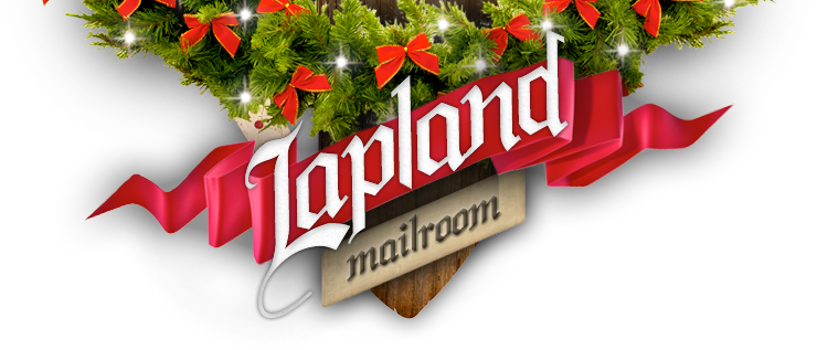 Letters From Lapland This Christmas
